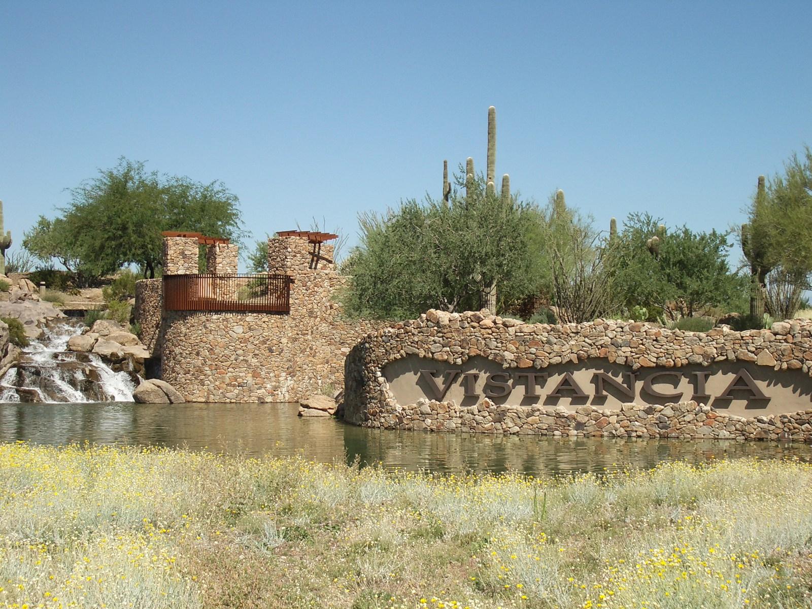 Vistancia W, WWTP, Rec. Water MP