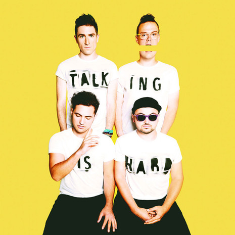 'Talking Is Hard' Walk The Moon