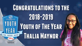 Please join us in celebrating our 2018-2019 Youth of the Year!