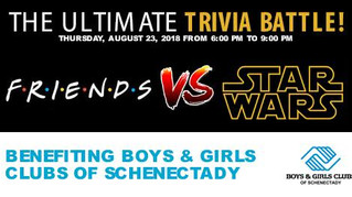 Trivia Night: Friends vs Star Wars