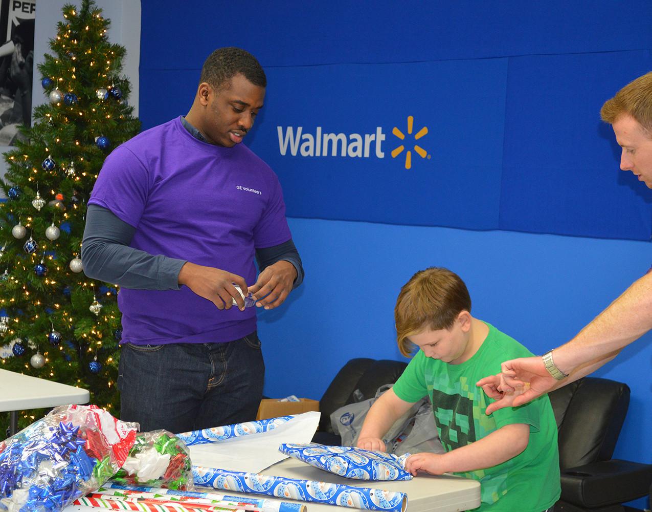 GE Holiday Shopping 12.8.17