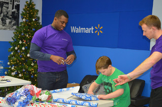 The GE Holiday Shopping Experience for Club Kids
