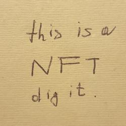 NFT? WTF?