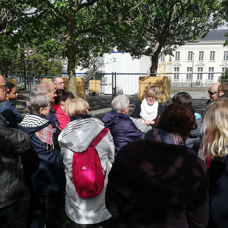 Visite « Nantes port négrier »