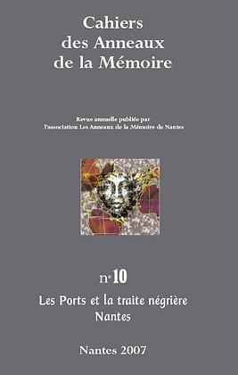 Murielle BOUYER - Les marins de la rivière de Loire dans les équipages négriers
