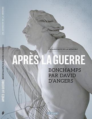 APRÈS LA GUERRE. Bonchamps par David d'Angers (publié le 12 juin 2019)