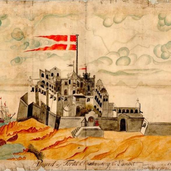 Conférence Les scandinaves et la traite négrière - 17e-début 19e siècle