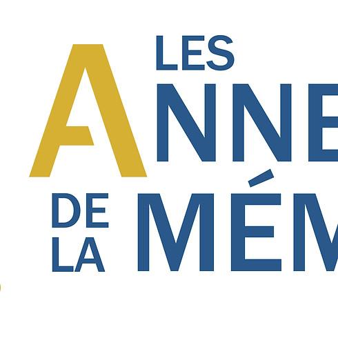 Adhésion 2021 Les Anneaux de la Mémoire