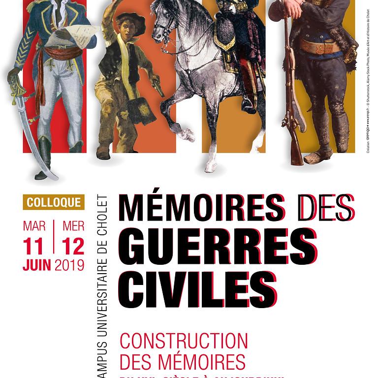 Mémoires des guerres civiles