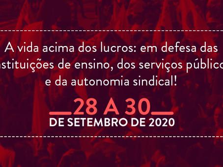 9º Conad extraordinário define eleições do ANDES-SN telepresenciais em novembro.