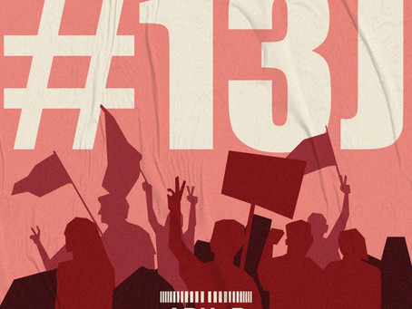 Ato nacional #13J
