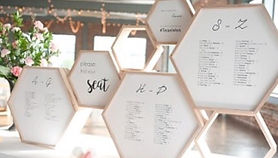 Wedding Placecards st louis wedding