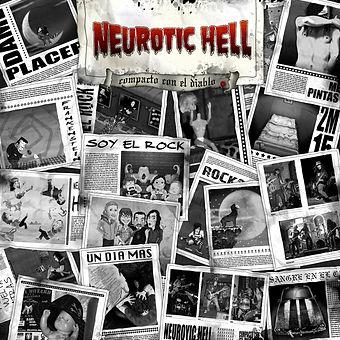 """""""Compacto con el Diablo"""" - el CD de Neurotic Hell"""