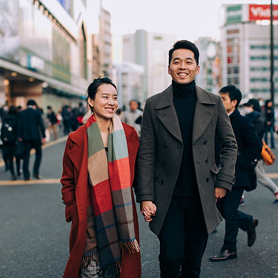 Tokyo Prewedding :: Henry + Chia