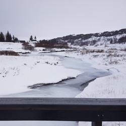 Islande village