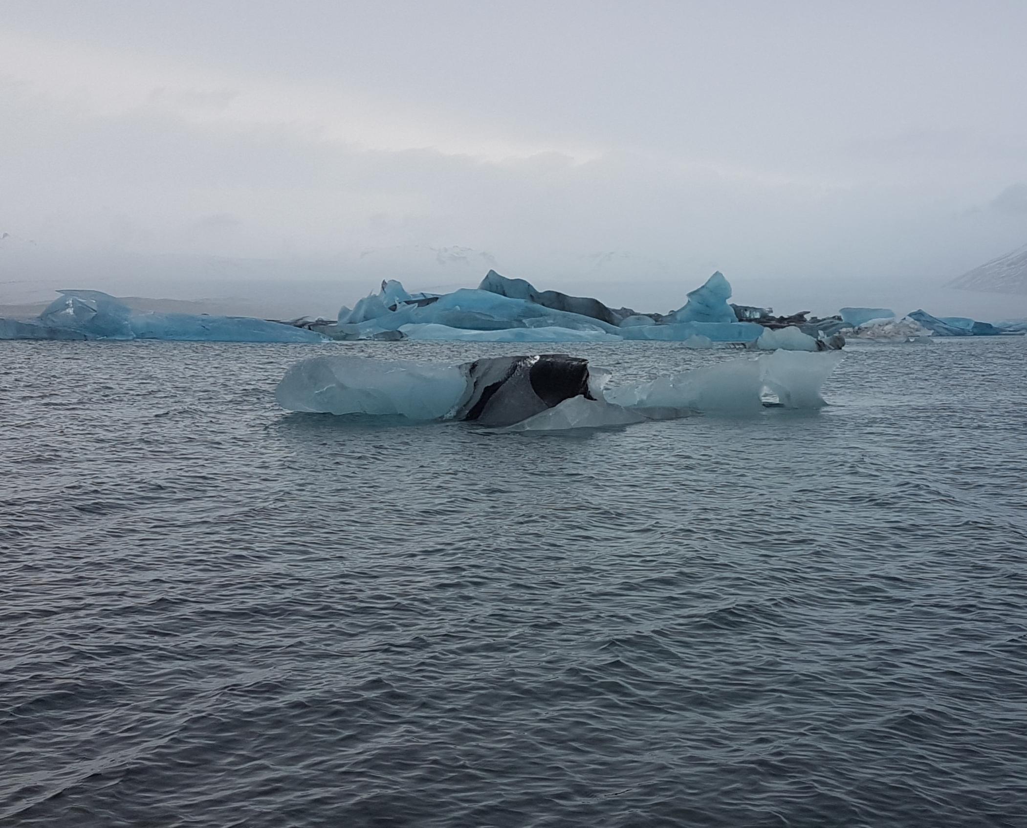 Islande iceberg