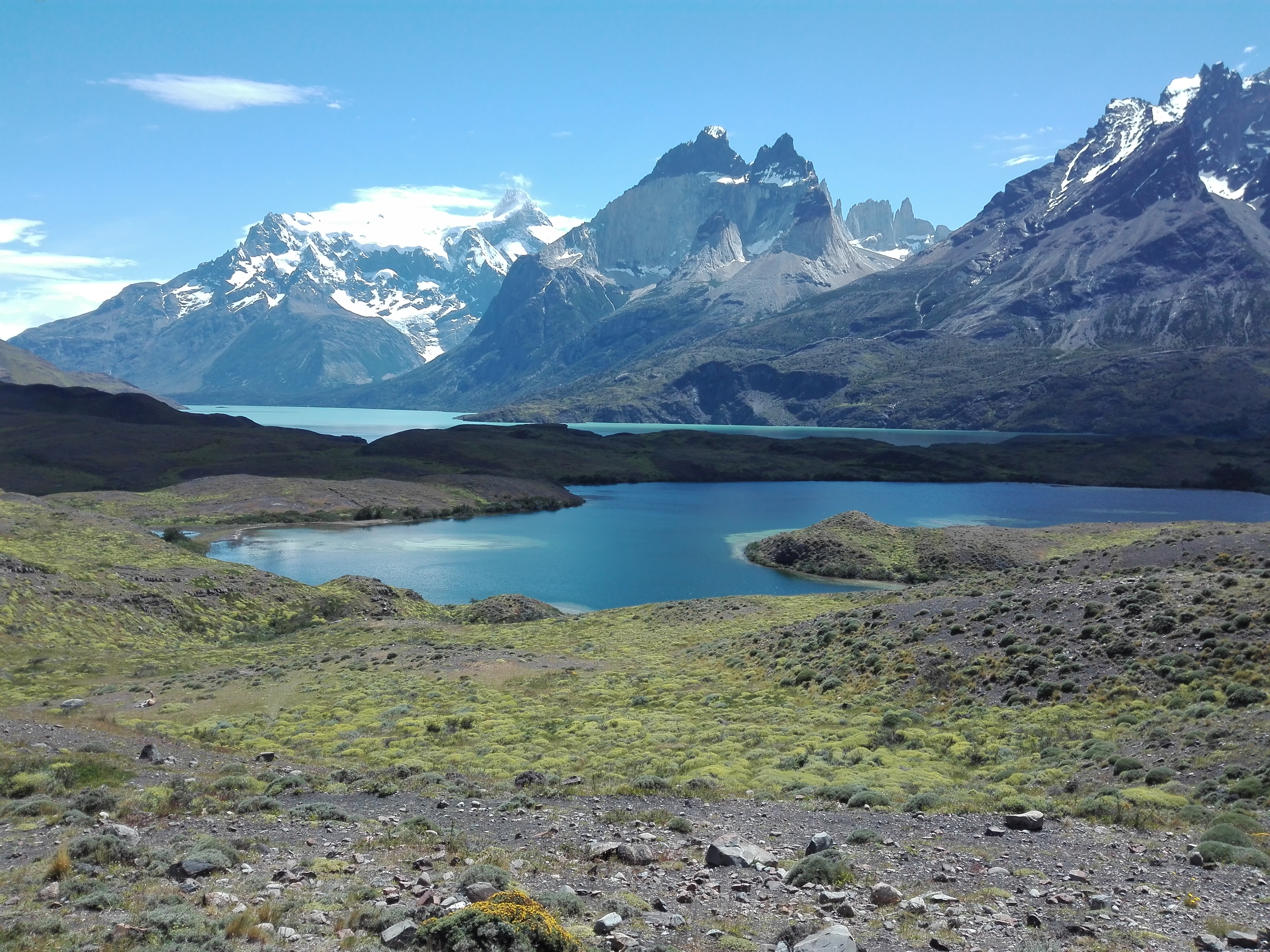 Chili Torres del Paine paysage