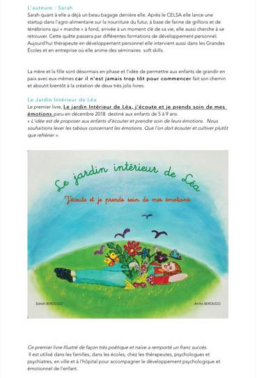 Prestige sante livres enfants- article 2