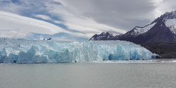 Chili glacier Grey