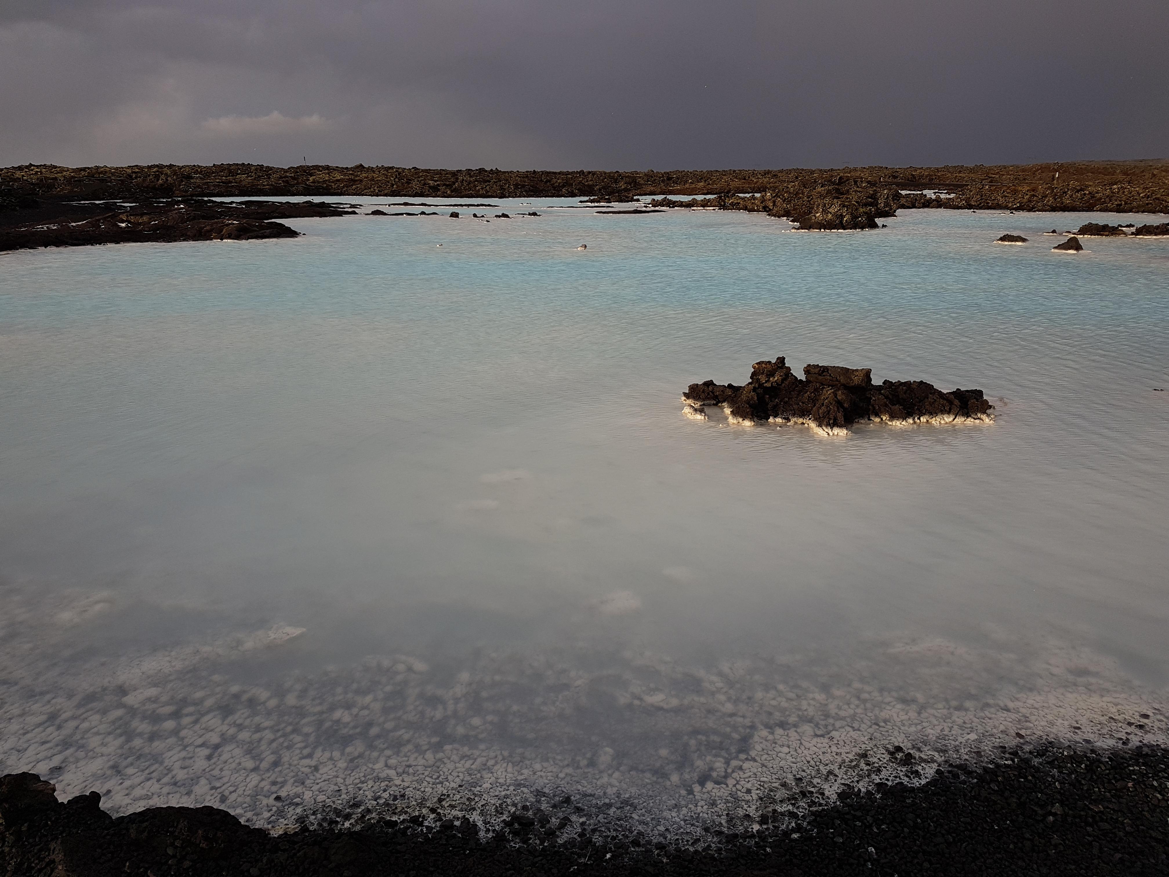 Islande blue lagoon 1