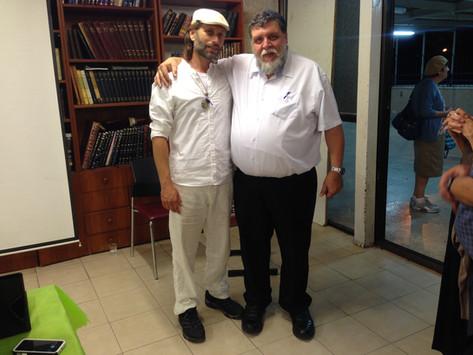 עם הרב רפי פויירשטיין