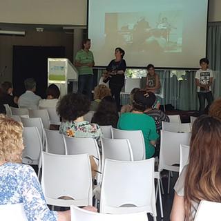 הרצאה ביום עיון להורים בעלי מוגבליות בישראל