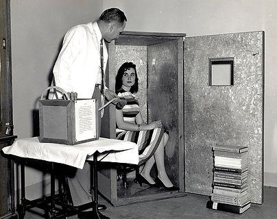 """חדר הריפוי של ד""""ר וילהלם רייך"""