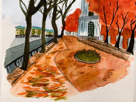 «Осень в городе»