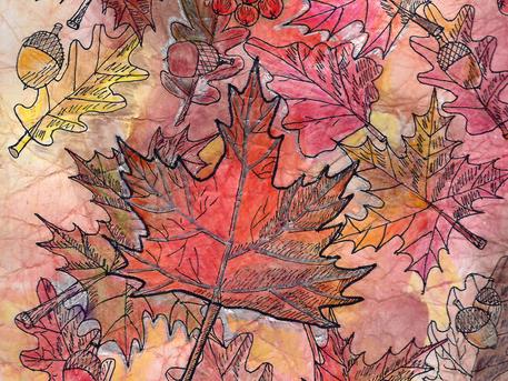 «Осенний ковер»