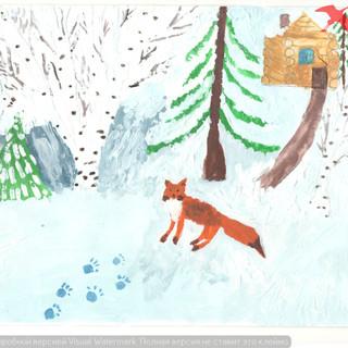 Тайны зимнего леса