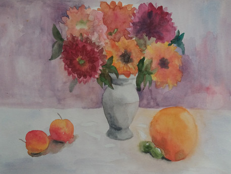 «Осенний натюрморт»
