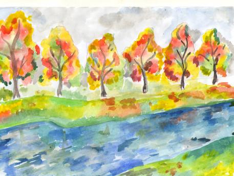 «Осень...»