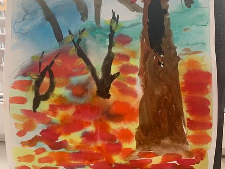 «Осенняя палитра»