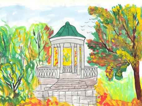 «Осень в Дворянском гнезде»