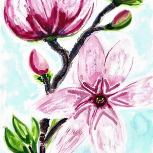 Весенний цвет