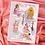 Thumbnail: Heaven Sent - A5 Sticker Sheet
