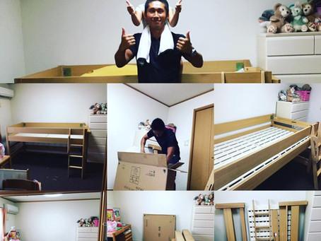 奈良 家具組み立て