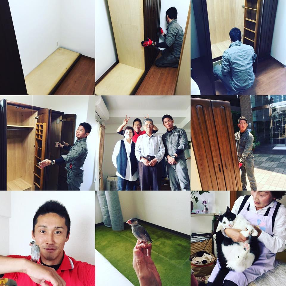 便利屋やまと|家具組み立て|家具移動