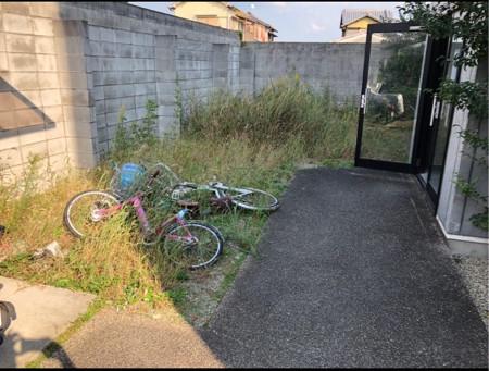 奈良市で不要品処分・除草作業の、ご依頼を頂きました!