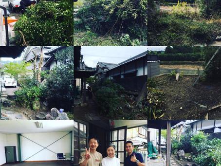 奈良 草刈り