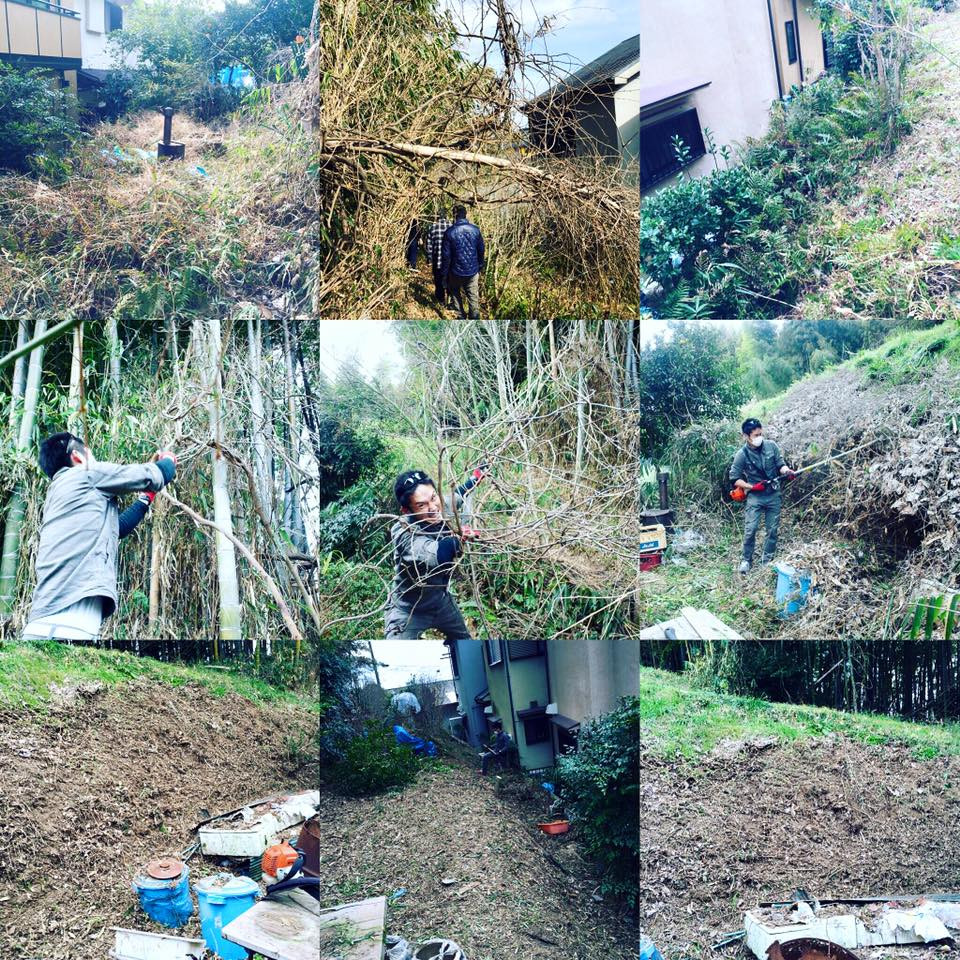 便利屋やまと|草刈・伐採