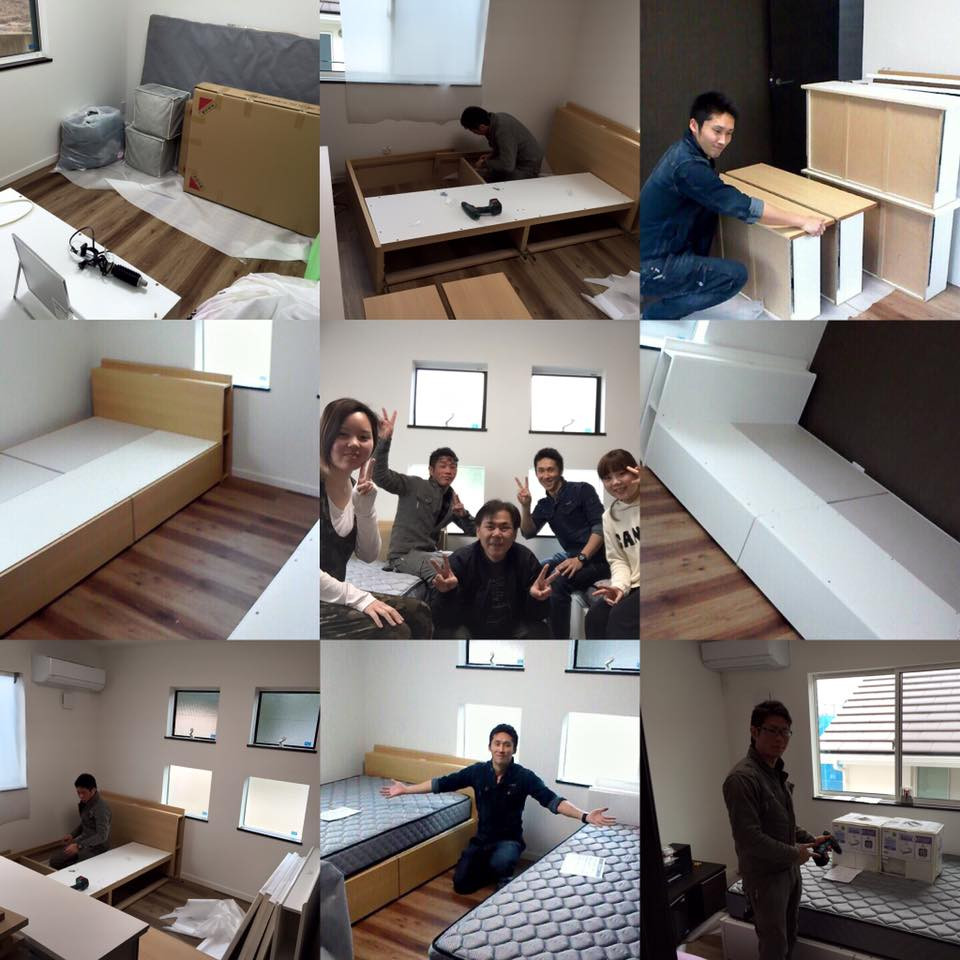 便利屋やまと 家具組み立て代行
