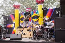In the air Sun Beat Fest