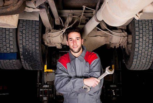 Semi Truck Tire Repair MI