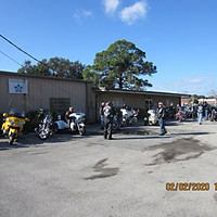 Mission Barbecue Awards Ride
