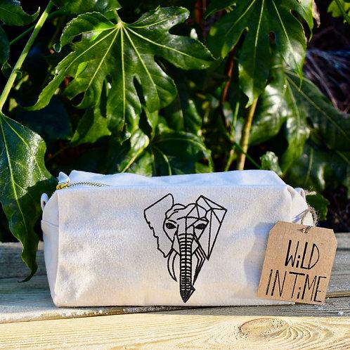 Elephant Accessory Bag
