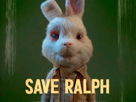 SAVE RALPH - fight against animal testing...