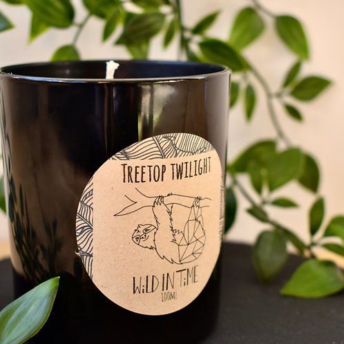 Treetop Twilight - Sloth Collection Candle