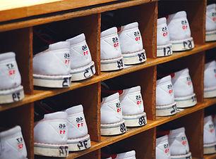 Zapatos de bolos