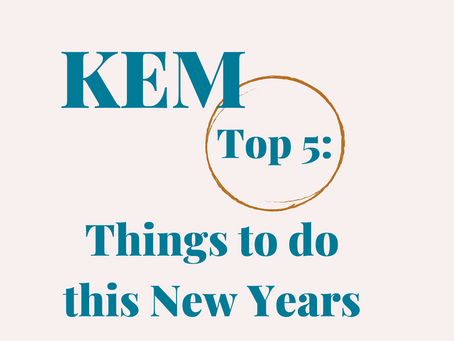 Top 5 Things To Do in Victoria this New Years